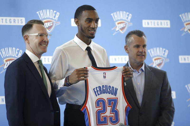 Oklahoma city still believes in Terrance Ferguson