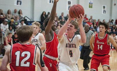 Asher boys basketball capsule...