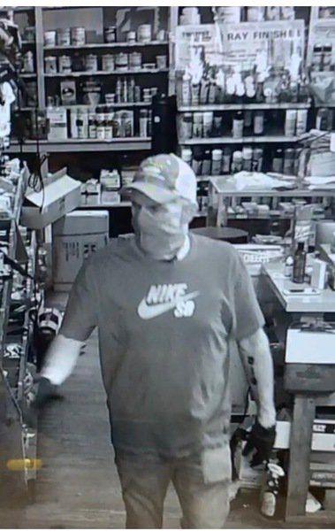 Sheriff's Office seeks help identifying burglary suspect