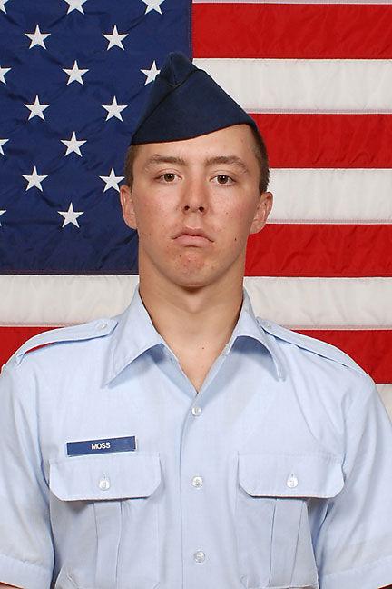 Air Force Airman James K. Moss
