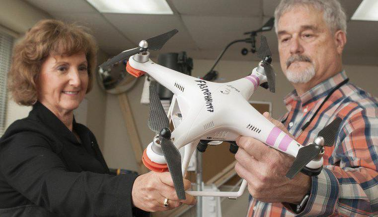 Bill would limit drones over private agricultural property