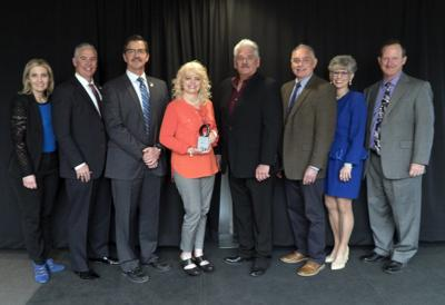 Industry partners receive top awards from CareerTech