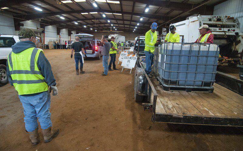 Household Hazardous Waste Collection Day Saturday