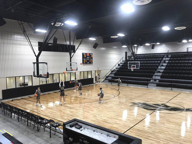 Mills, Mustangs anxious to make first appearance in Allen gym