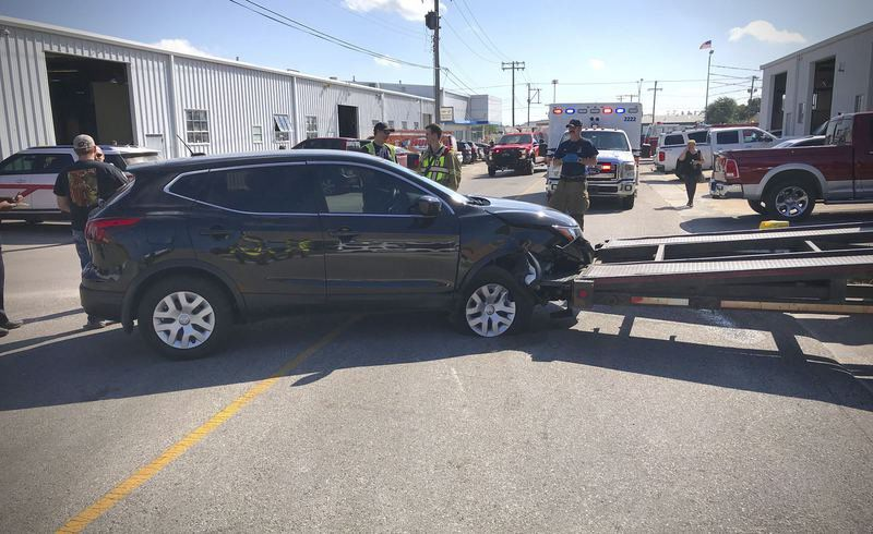 Wednesday collisions keep emergency crews busy
