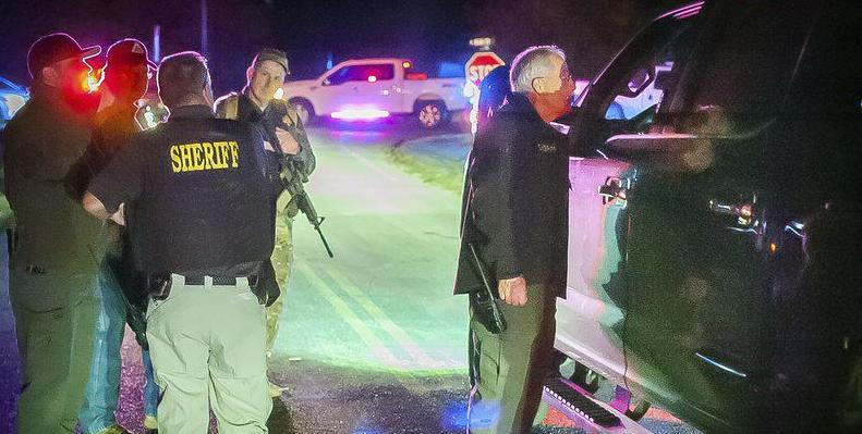 Byng shooting suspect claims self-defense