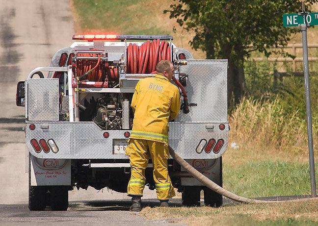 Website offers list of counties under burn ban