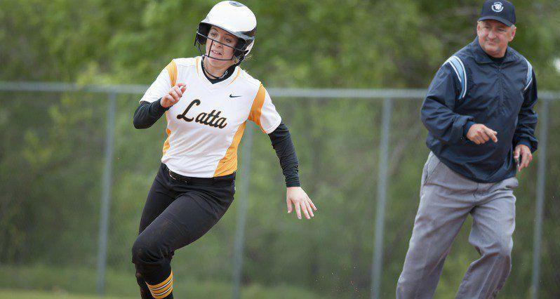 Latta's LaValley named fastpitch All-State team