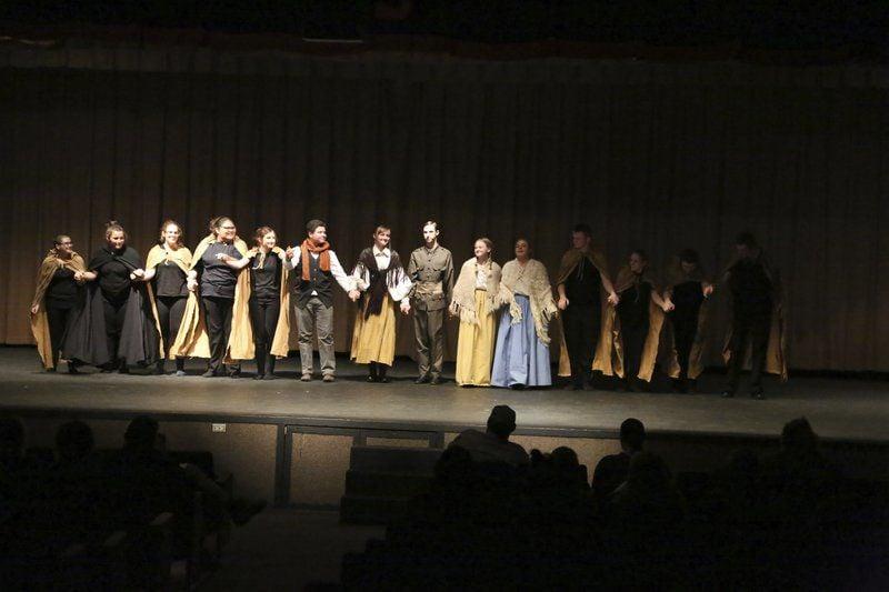 Stratford speech, drama, debate teams have successful season