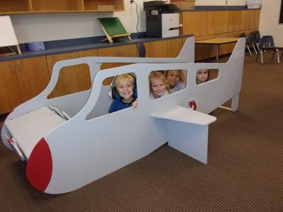 Ada pre-K class: Come Fly with Me