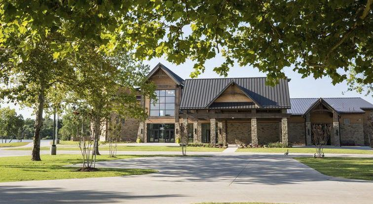 Chickasaw Nation cuts ribbon on two OKC community facilities