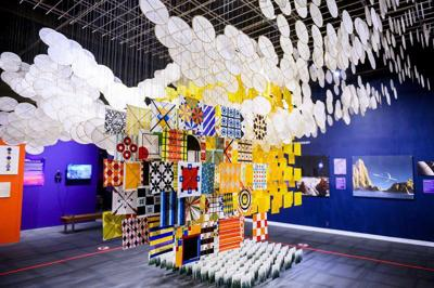 Science Museum exhibit explores intersection of art, outer space