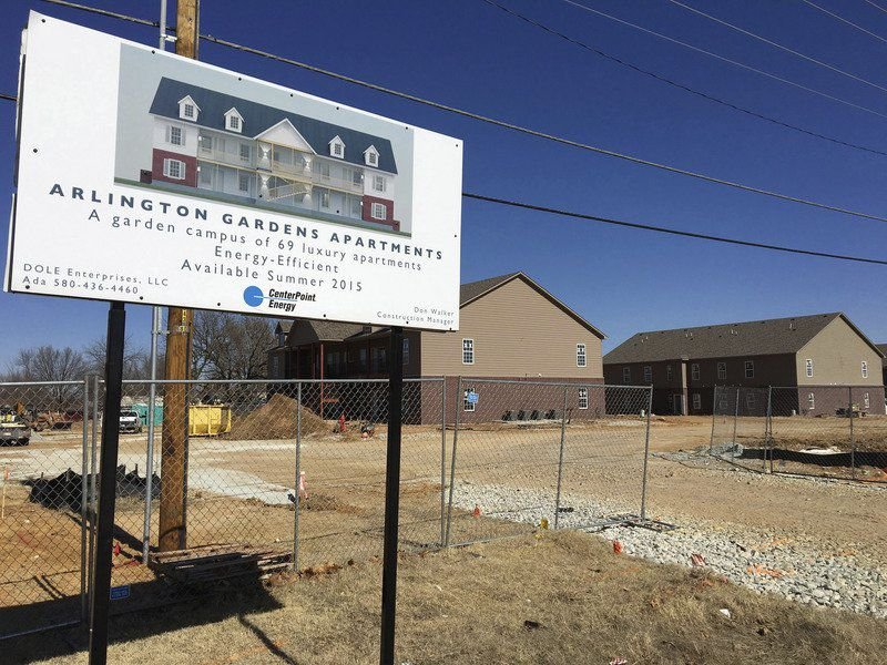 On this day in 2016, Arlington Gardens Apartments to offer 68 new units