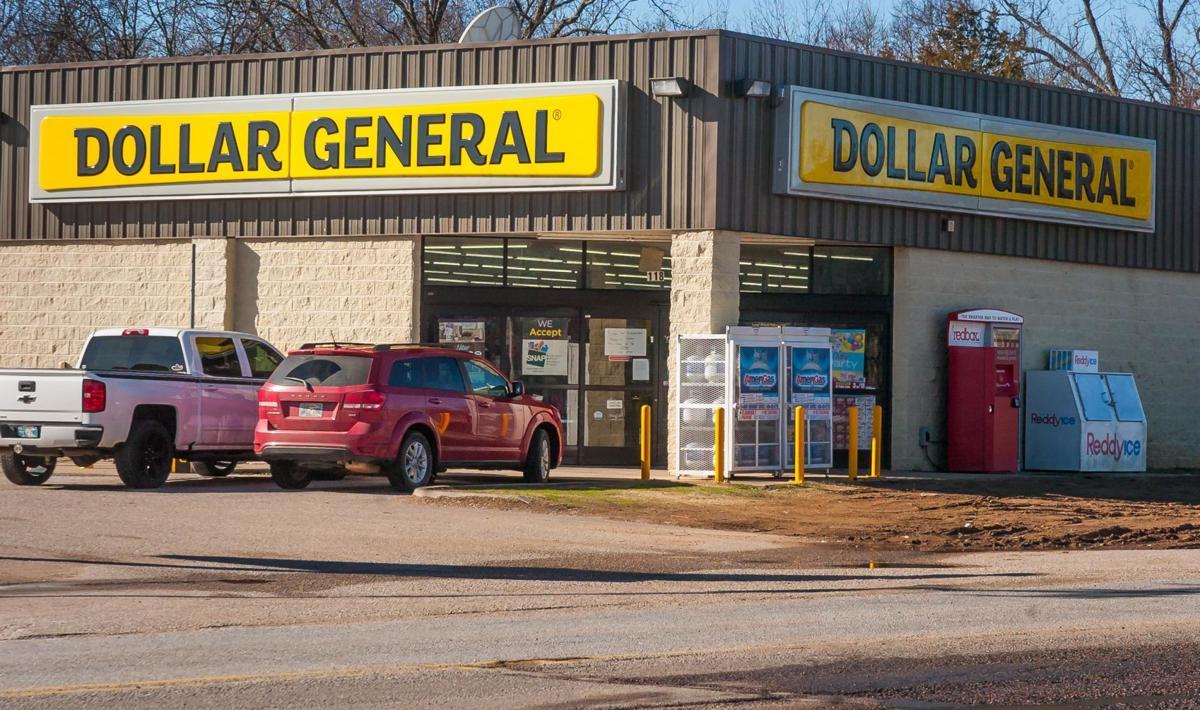 Konawa's Dollar General closed