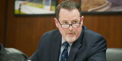 Ada City Councilman Bryan Morris