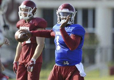 Hurts figures to pull from past OU QB competitions