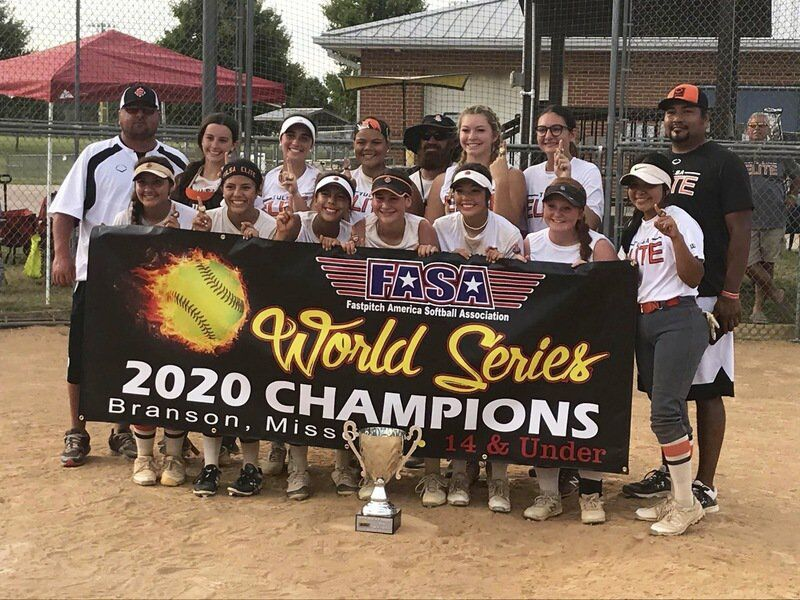Four local players win FASA Worlds Series title