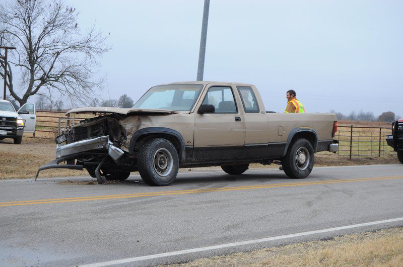 Several escape serious injury in morning wreck