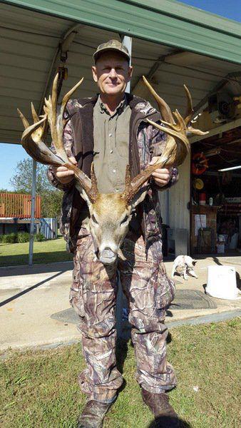 Local hunter bags two big bucks eight days apart
