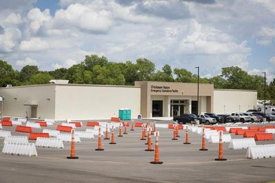 COVID-19 testing and vaccinations return to Chickasaw Nation Emergency Operations Facility in Ada