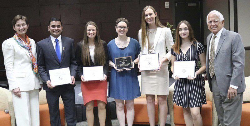 Latta graduate wins ECU's George Nigh Award