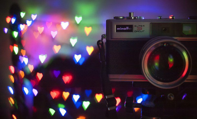 Photograph in all shapes and sizes