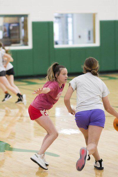 Stonewall Basketball Camp