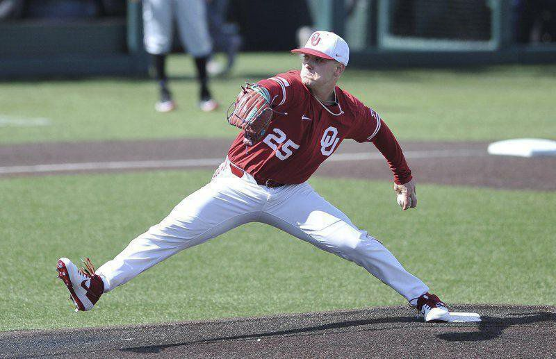 MLB Draft: Four Oklahoma players selected in Rounds 1-4 for first time in school history