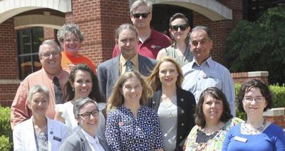 East Central University welcomes 13 new faculty members