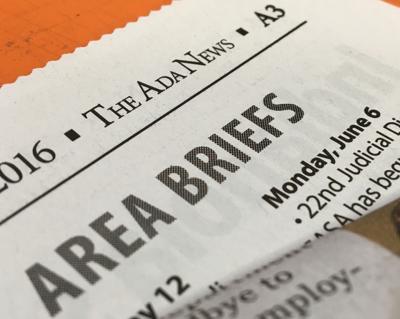 Ada Area Briefs