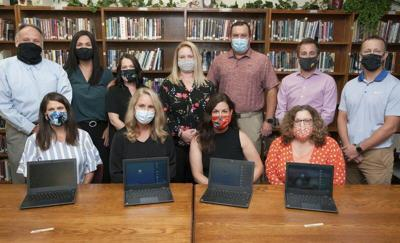 Ada City Schools Foundation donates more than $60,000 for technology improvements
