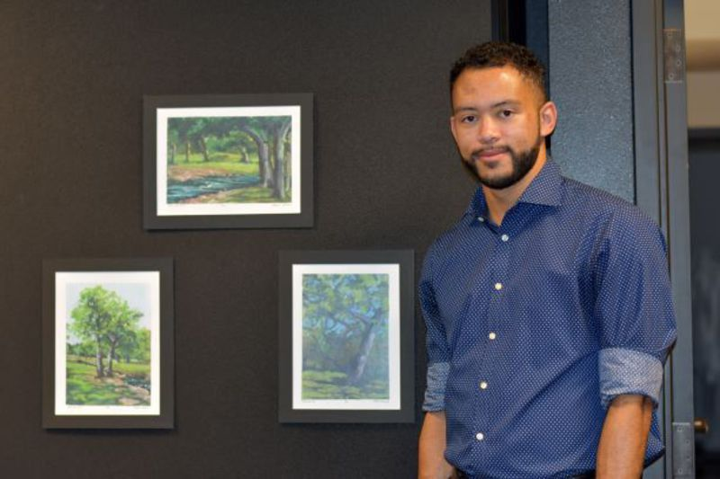 Chickasaw artist expands technique, portfolio