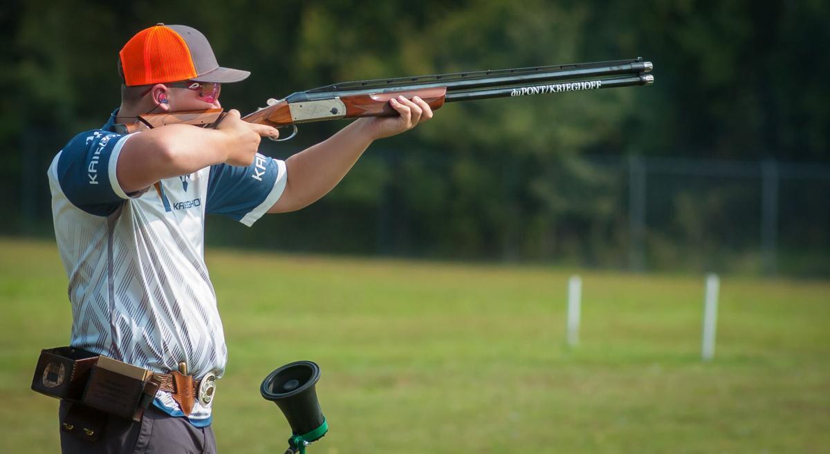 Sliger shoots straight, aims high