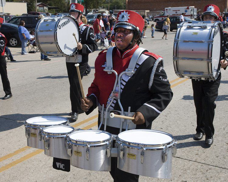 Tishomingo High School hosts Chickasaw Band Day Extravaganza