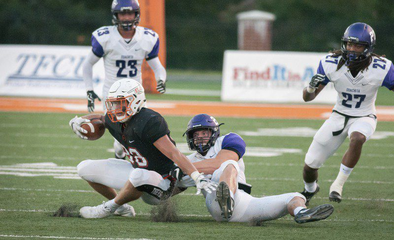 East Central Tigers hope to slow SAU pass attack