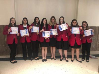 FCCLA competes at district STAR events