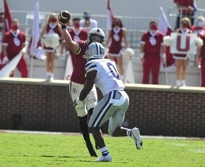 Sooners gun for 6th straight Big 12 title