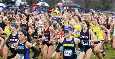 Mora first ECU runner to compete in national meet