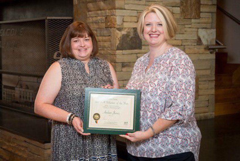 4-H volunteer recognized