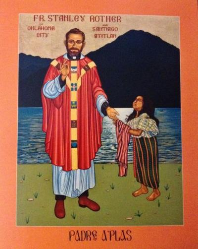 Canonization efforts gaining momentum for the Rev. Stanley Rother
