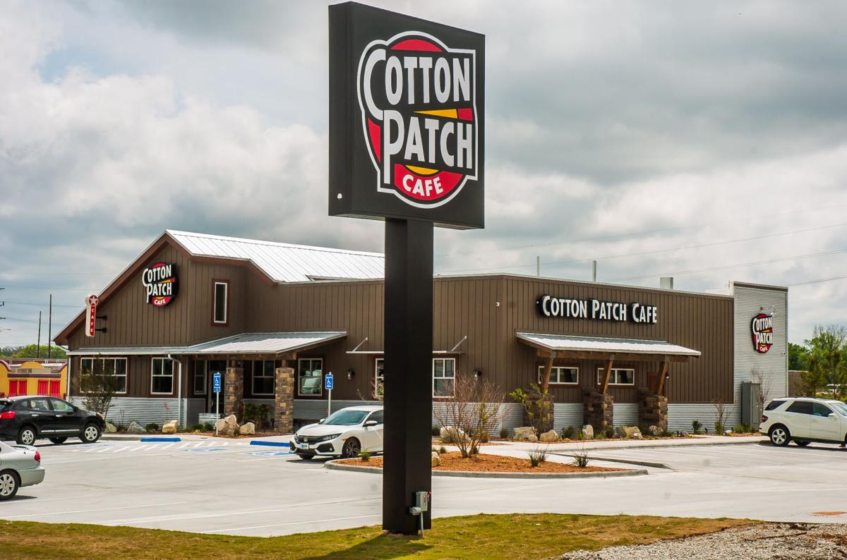 Cotton Patch Cafe Menu