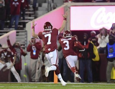 Why the Sooners are No. 11 in the College Football Playoff rankings