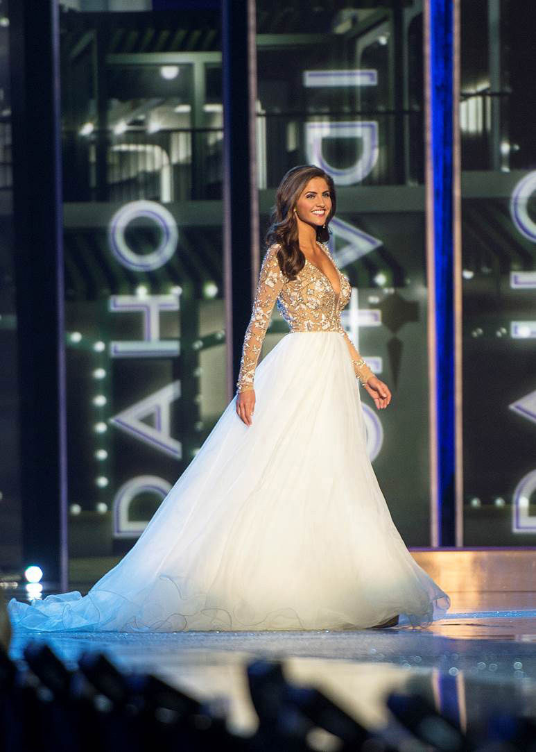 Miss Ada/Miss Oklahoma competes at Miss America pageant | News ...