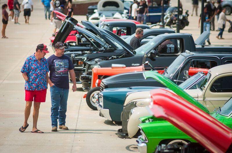 "Cody Johnson ""Five80 Riders"" Memorial Car Show"