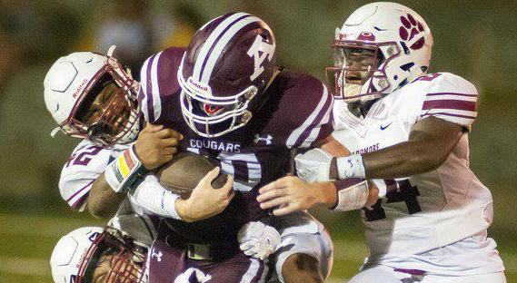 Ada senior was all over the field Friday night