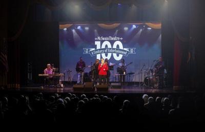 McSwain's 'Classic Country Showcase' to be broadcast virtually for public