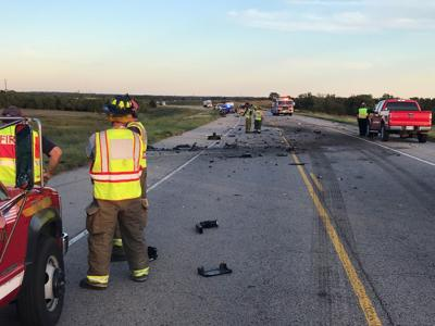 Fatality accident on SH3E at the Stonewall bridge