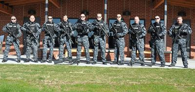 Choctaw Nation Public Safety prepares to serve and protect