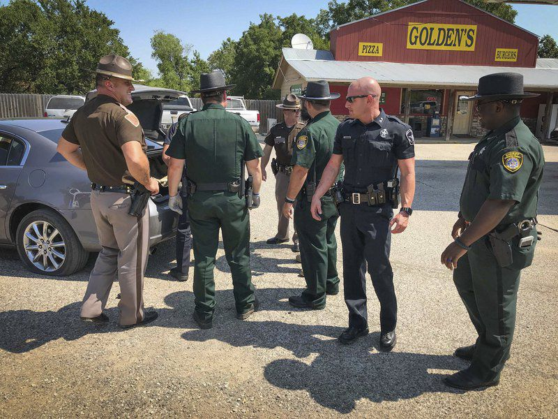 Pursuit ends in crash, arrest | Local News | theadanews com