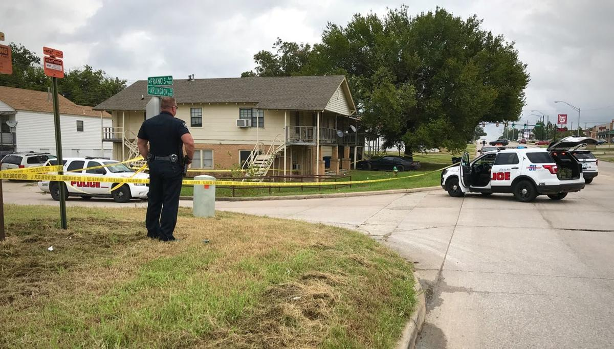 Officials investigate shooting
